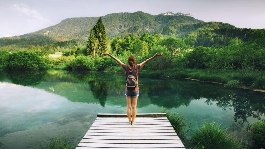 2 días ala semana de Aire puro puede cambiar tu vida entera